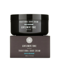 Крем для бритья Gentlemen's Tonic Babassu & Bergamot Traditional Shave Cream