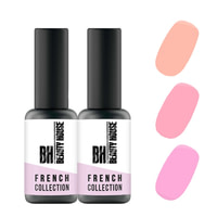 Гель-лак для ногтей Beauty House French Collection Gel Polish
