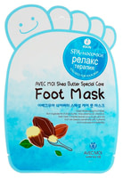 Маска для ног Avec Moi Shea Butter Special Care Foot Mask