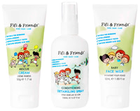 Набір дитячий Fifi & Friends The Baby Essentials Gift Set