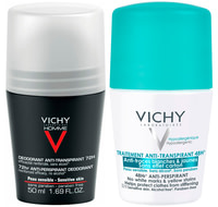 Набор Vichy Deo Homme Extra Strength 72H & Anti-Transpirante 48H
