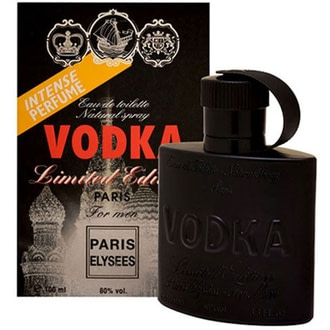 Paris Elysees Vodka Limited Edition