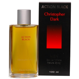 Christopher Dark Action Black
