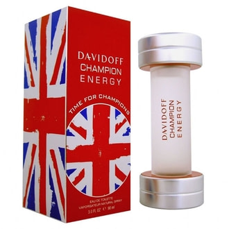 Davidoff Champion Energy Time for Champion UK