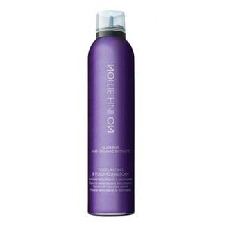 Пена для объема и текстуры No Inhibition Styling Texturizing & Volumizing Foam