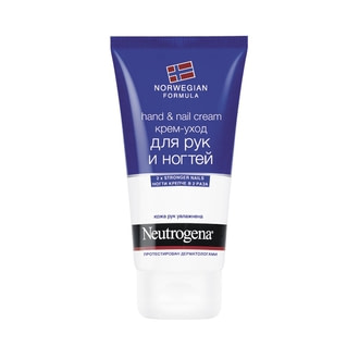 Крем-уход для рук и ногтей Neutrogena Norwegian Formula Hand and Nail Cream