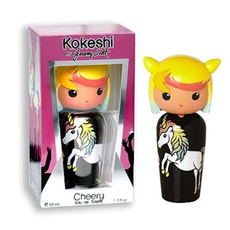 Kokeshi Cheery by Jeremy Scott