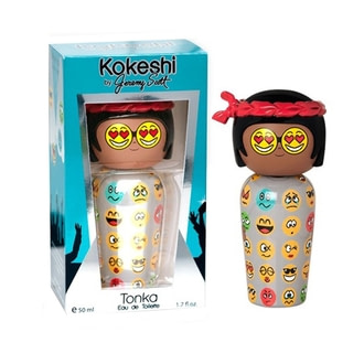 Kokeshi Tonka by Jeremy Scott
