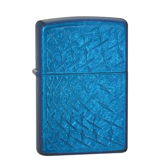 Зажигалка Zippo Lighter Iced Diamond Plate 28341