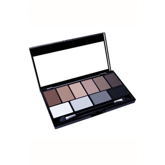 Набор теней для век M-460 Malva Cosmetics Eye Shadow Set Secret World