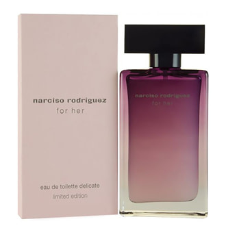 Narciso Rodriguez Delicate Limited Edition