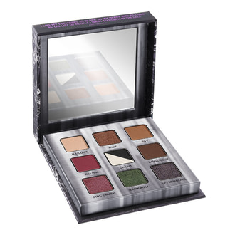 Палетка теней для век Urban Decay Troublemaker Eyeshadow Palette