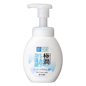 Гіалуронова пінка для вмивання Hada Labo Gokujyun Foaming Face Wash