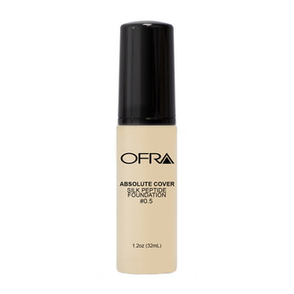 Тональная основа Ofra Absolute Cover Silk Peptide Foundation