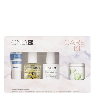 Набор для ногтей CND Essentials Holiday Care Kit
