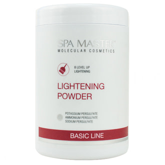 Пудра для обесцвечивания волос Spa Master Basic Line Super Master Blond Lightening Powder
