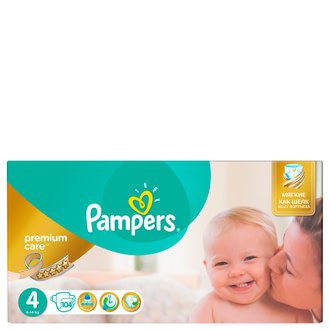 Підгузки Pampers Premium Care Maxi 4 (8-14 кг)
