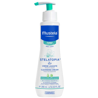 Крем для мытья тела Mustela Dermo-Pediatrie Stelatopia Cleansing Cream