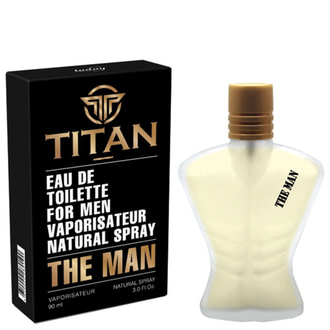 Delta Parfum Titan The Man