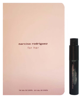 Пробник Narciso Rodriguez For Her