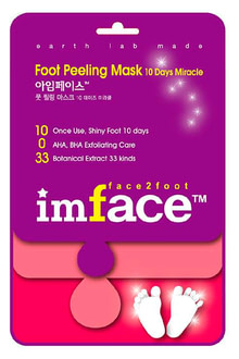 Маска-пилинг для ног Imface Foot Peeling Mask