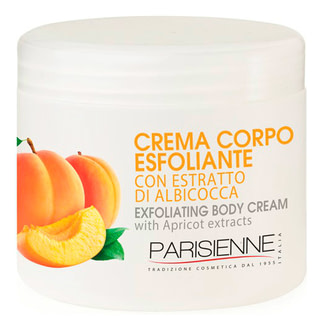 Скраб для тела Parisienne Italia Body Scrub With Apricot Extract