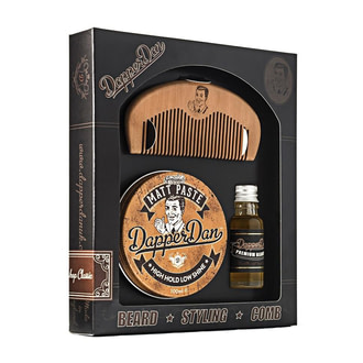 Подарочный набор Dapper Dan Hairy Man Combo Gift Set