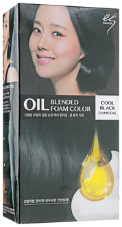 Краска для волос LG Household & Health Care Elastine Oil Blended Color