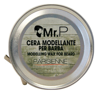 Воск для бороды Parisienne Italia Mr. P Modelling Wax For Beard