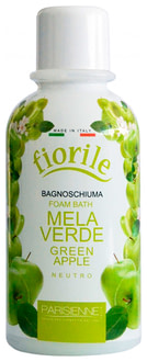 Пена для ванн Parisienne Italia Fiorile Green Apple Bath Foam