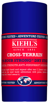 Дезодорант-антиперспирант стик Kiehl's Cross-Terrain 24-Hour Strong Dry Stick Deodorant