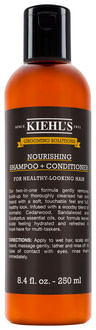 Шампунь-кондиционер для волос Kiehl's Grooming Solutions Nourishing Shampoo + Conditioner