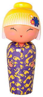 Миниатюра Kokeshi Lotus By Jeremy Scott