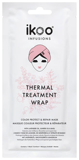 Термальная шапка-маска Ikoo Thermal Treatment Wrap Color Protect & Repair Mask