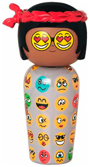 Миниатюра Kokeshi Tonka by Jeremy Scott