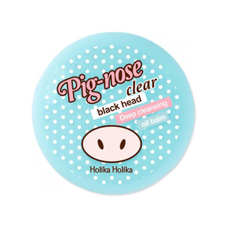 Бальзам от черных точек Holika Holika Pig-Nose Clear Black Head Deep Cleansing Oil Balm