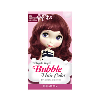 Безамиачная Краска Holika Holika Angels Ring Bubble Hair Color