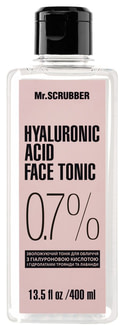 Тоник для лица с гиалуроновой кислотой Mr.Scrubber Hyaluronic Acid Face Tonic 0,7%