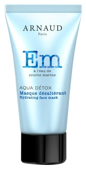 Маска для лица для обезвоженной кожи Arnaud Aqua Detox Hydrating Face Mask