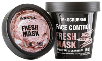 Маска для лица Mr.Scrubber Face Control Fresh Mask