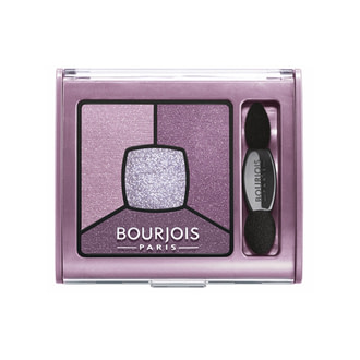 Тени для век Bourjois Quad Smoky Stories Eyeshadow Palette