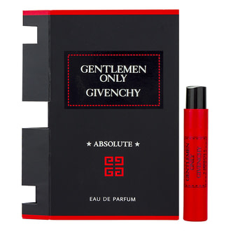 Parfums Givenchy Gentlemen Only Absolute купить духи Givenchy