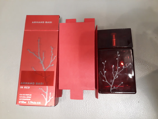 Armand Basi In Red Eau de Parfum Отзывы
