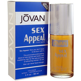 Фото Jovan Sex Appeal