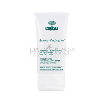 Фото Увлажняющая маска для лица Nuxe Aroma-Perfection Unclogging Thermo-Active Mask