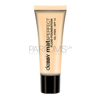 Фото Тональная основа Debby Mat & Perfect Fluid Foundation SPF 15