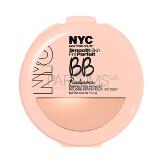 Фото Пудра для лица NYC Smooth Skin BB Radiance Perfecting Powder