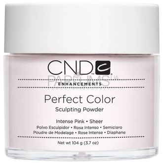 Фото Акриловая пудра CND Perfect Color Intense Pink-Sheer