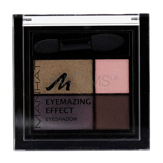 Фото Тени для век Manhattan Eyemazing Effect Eyeshadow