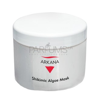 Фото Альгинатная маска для лица с шикимовой кислотой Arkana Shikimic Algae Mask